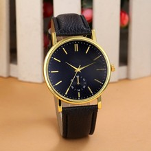 Multi-Color Fashion Women Relojes Casual Watch Faux Leather Band Relogio Ladies Sport Wristwatch