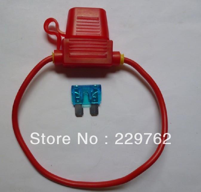 Automotive Fuse Box Amps 5pcs Automotive Fuse Box