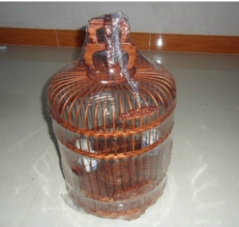 Factory direct Vietnam pear cage, wood crafts, wood carving Home Decoration business gifts(China (Mainland))