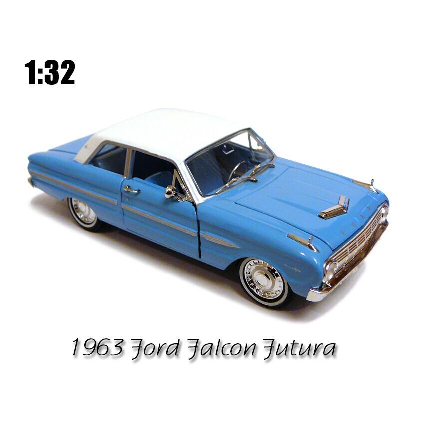 Ford falcon 1963 FORD futura classic car model(China (Mainland))