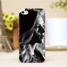 pz0006-3-10-13 Scarlett Johansson Design cellphone cases For iphone 4 5 5c 5s 6 6plus Hard Lucency Skin Shell Case Cover