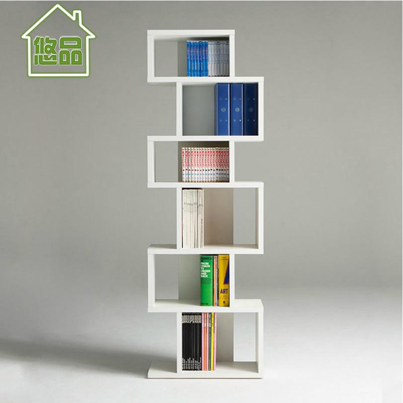 Wappenhalle display cabinet/simple/modern/bookshelf/book cabinet/commodity shelf(China (Mainland))