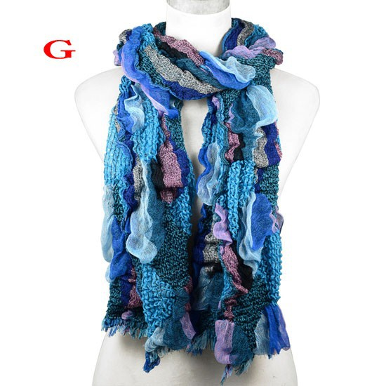 Wholesale Custom Knit Scarf Pashmina Fashion Winter Jewelry Scarves Free Shipping Nl 1253 In