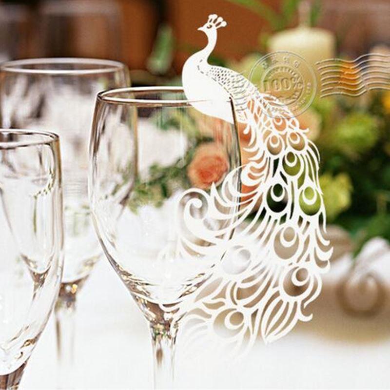 Павлин на свадьбу своими руками