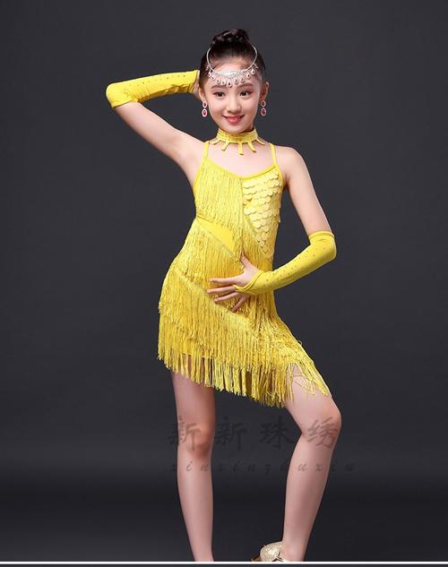 Латиноамериканские танцы из Китая