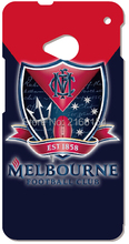 Melbourne football phone Cover For HTC one X M7 M8 M9 For Samsung Galaxy E5 E7 S3 S4 S5 Mini S6 S7 Edge Plus Note 3 4 5 Case