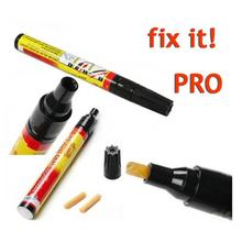 Permanent Water Resistant Works on all colors Fix It Pro Clear Car Coat Scratch Cover Remove Repair Painting Pen (China (Mainland))