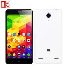 Original ZTE V5 Max V5S N958St Mobile Phone MSM8916 64bit Quad Core 4G FDD LTE 13.0M 2GRAM 16GROM Dual SIM Multi-language 5.5'HD