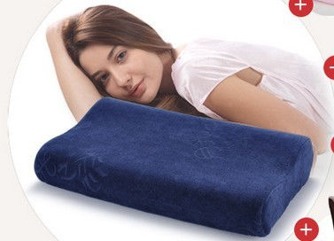Orthopedic pillow to sleep memory foam pad for nursing & health care cushion for neck & head home and hotel bedding set