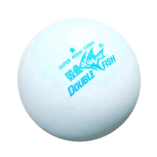Super sell Generic 6 x 1 Plain White (logo free) Special Quality Table Tennis Balls. 40mm.(China (Mainland))