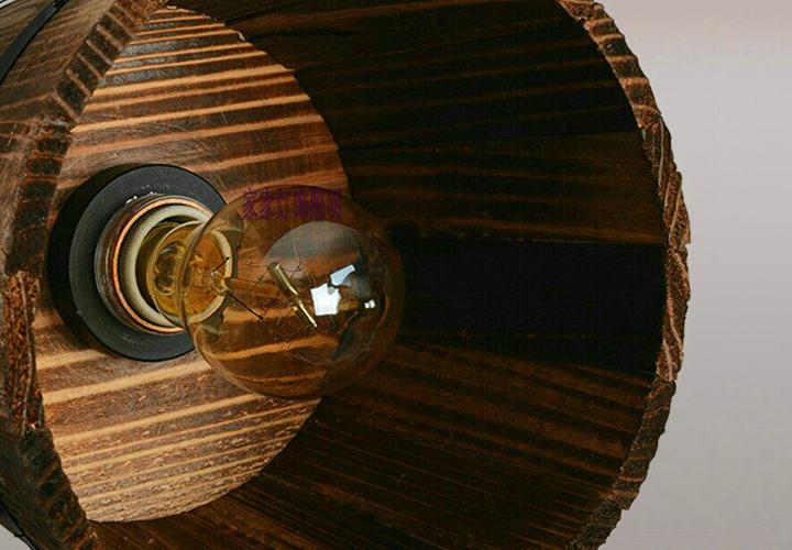 Купить Американская Деревня бар люстра лампа ретро Китайский винный бар ресторан огни люстра лампа Американский Континентальный легкие закуски