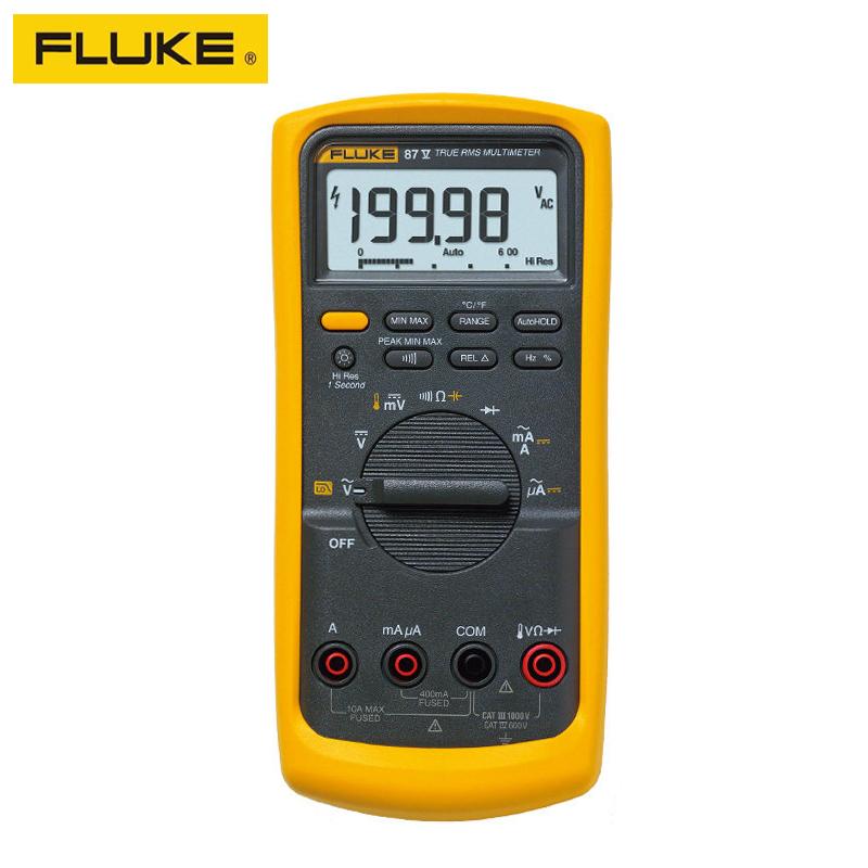 Fluke digital multimeter Fluke 87V pure imported product(China (Mainland))