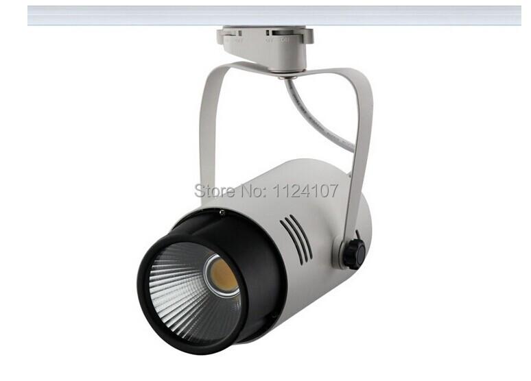 Free shipping High power light source, Integrated chip,AC85-265V LED COB 24W LED track light IP Grade 40 - G8520824(China (Mainland))