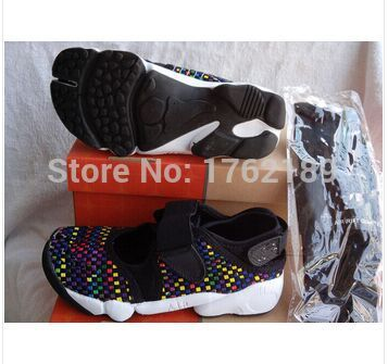 Free Shipping 2015 wholesale air rift men's shoe sport shoe Athletic Shoes, Sportswear WMNS Air Rift Running Shoes size 7-12(China (Mainland))