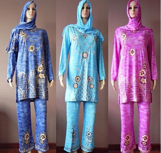 Женская Исламская Одежда
