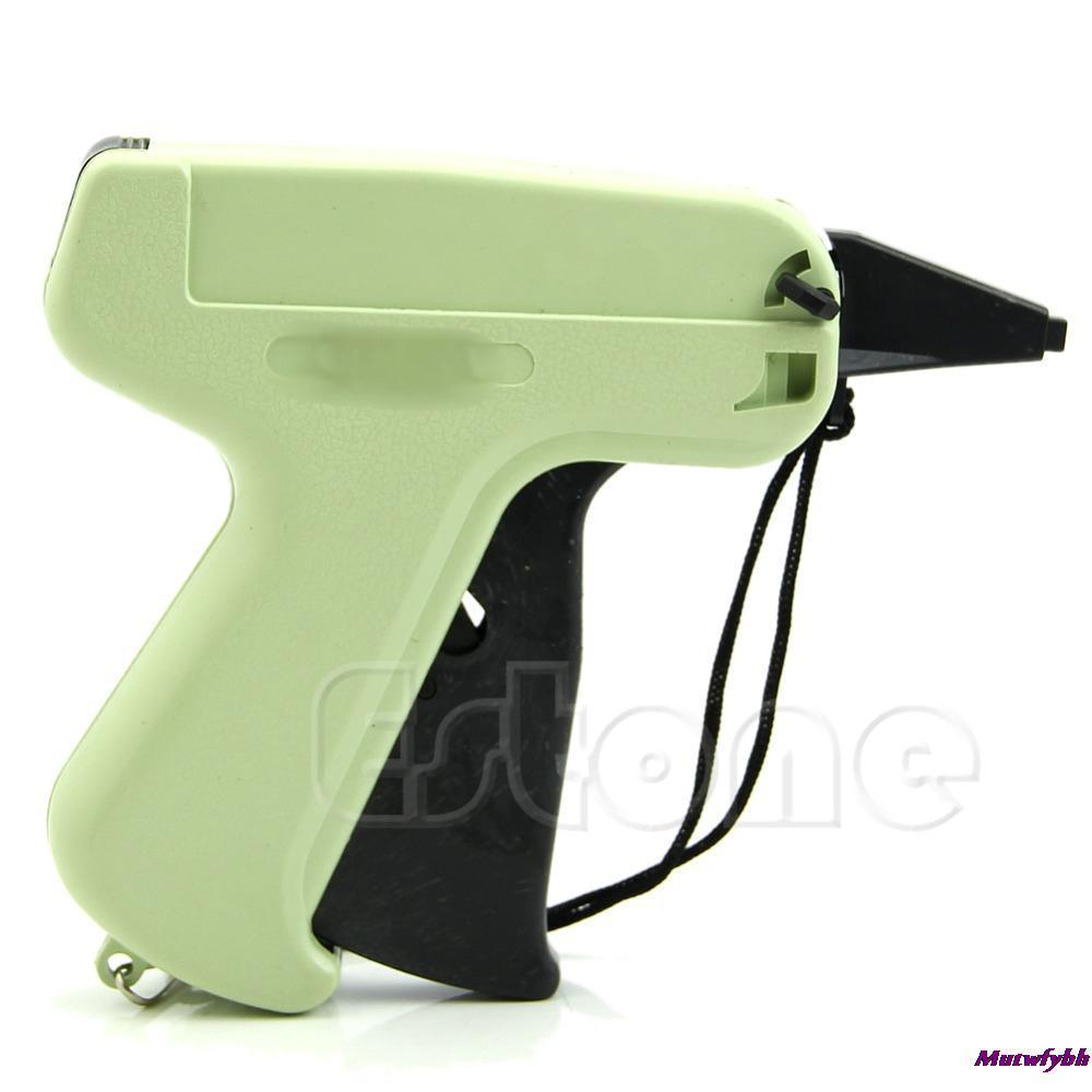 Hot Garment Price Label Tagging Clothes Tag Gun 3 1000 Barbs 5 Needles Set Tool