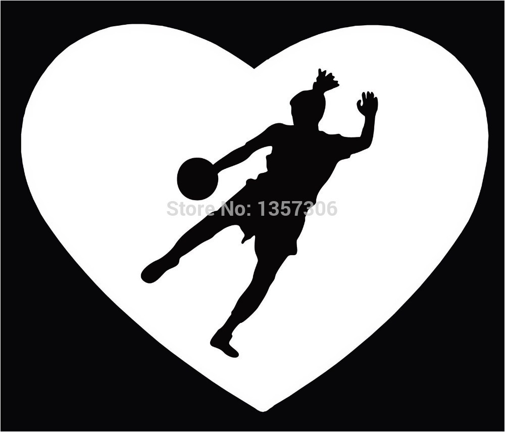 Cool Graphical Soccer Girl Kicking Ball Goal Car Window Sticker Truck Bumper Auto SUV Door Vinyl Decal 9 Colors(China (Mainland))