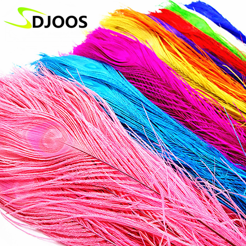 Buy 50p natural long peacock feathers for Where can i buy peacock feathers craft store