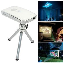 2015 2 in 1 newest Mini Pocket HD DLP LED Projector HDMI for PC iPhone 6