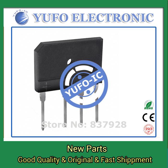 Free Shipping 10PCS GBJ2502-F original authentic [RECT BRIDGE GPP 25A 200V GBJ]  (YF1115D)