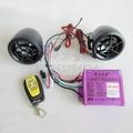 FREE SHIPPING Electric motorcycle audio mp3 alarm voice radio motorcycle anti-theft mp3 anti-theft alarm(China (Mainland))