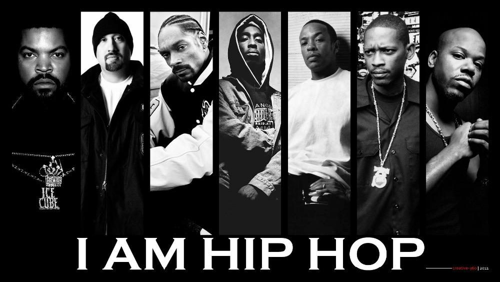 24X43 INCH / ART SILK POSTER / Music Hip Hop Rap BW Ice Cube Snoop Dogg Tupac Shaku(China (Mainland))