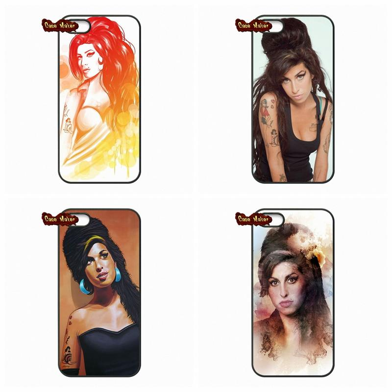 UK Popular Singer Amy Winehouse Cover Case Sony Xperia M2 M4 M5 C C3 C4 C5 T2 T3 E4 Z Z1 Z2 Z3 Z3 Z4 Z5 Compact