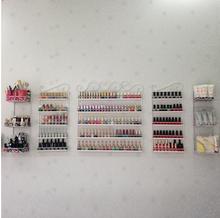 5 teile/satz Kosmetische display rack hängen nagellack regal-69(China (Mainland))