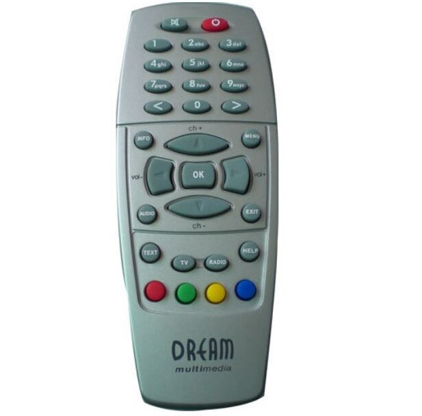 Sliver dm500 Remote Control For dm500 dm500s free tracking(China (Mainland))