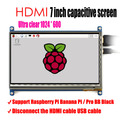 2017 latest version 7 inch LCD screen display for HDMI Raspberry Pi IPS raspberry pie ultra