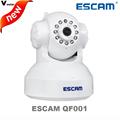 ESCAM QF001 with Plug Play P2P Wireless WiFi Pan Tilt IR Cut Two Way Audio Micro
