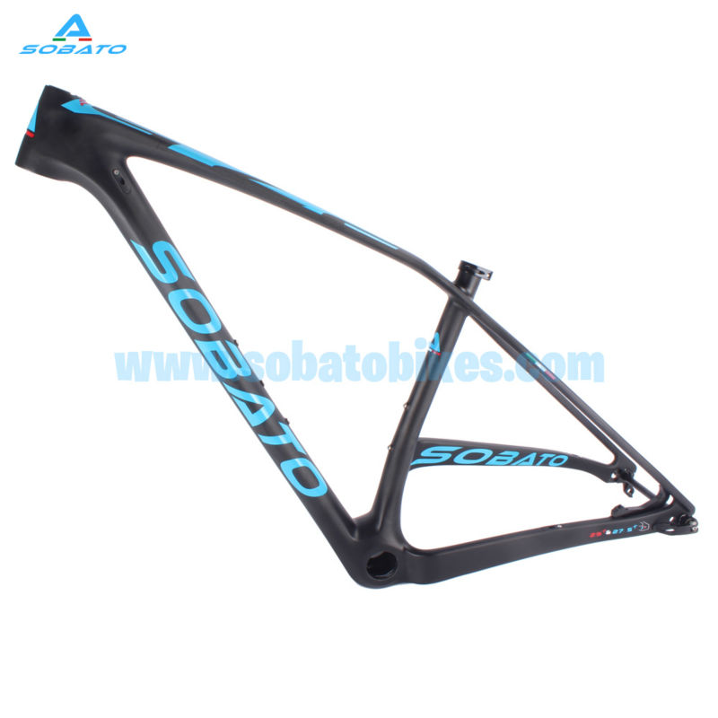 New Design Cheap Chinese Frame Mtb Carbon T700 Carbon Mtb Frame29+/27.5+/ 29er UD Carbon Mtb Frame On Sale without fork(China (Mainland))