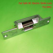 Buy yli Best Standard-type Electric Strike Lock Fail Safe Electric Door Lock Access Control Lock YS130NC NC Lock for $13.50 in AliExpress store