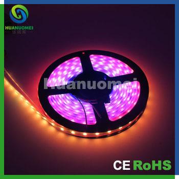 High brightness 5m 100pixels 18W waterproof digital RGB led pixel strip outdoor display program strip light(China (Mainland))