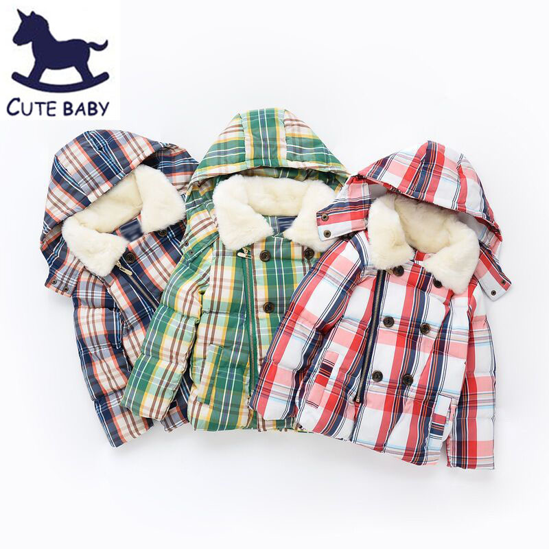 All for children Clothing and accessories Winter jacket for boy clothes for boy brand kids outerwear
