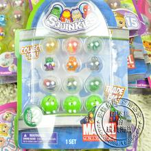 Barrió el mundo de juguetes Squinkies cápsula muñeca los niños y las niñas ama de jugar con juguetes