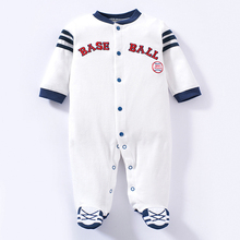 Baby rompers high quality newborn baby boy clothes coveralls toddler sport costume jumpsuit infant bebe boy clothing