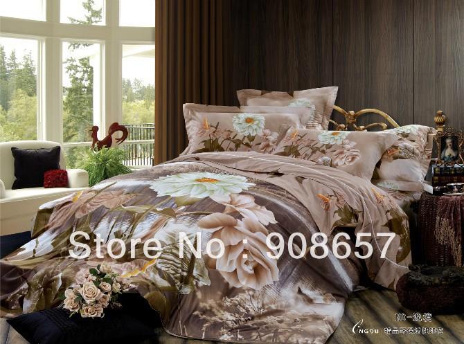 Remise lit draps promotion achetez des remise lit draps for Baltic linen maison 8 pc comforter set