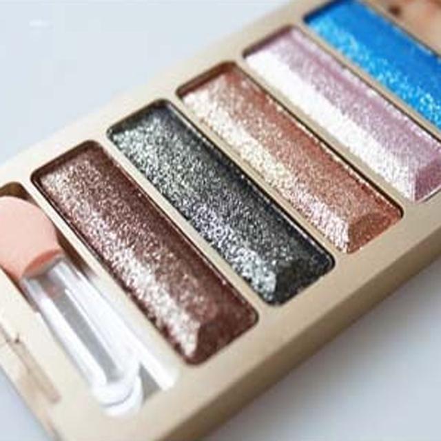 Glitter Eyeshadow Makeup Kit - Makeup Ideas Tips and Tutorials
