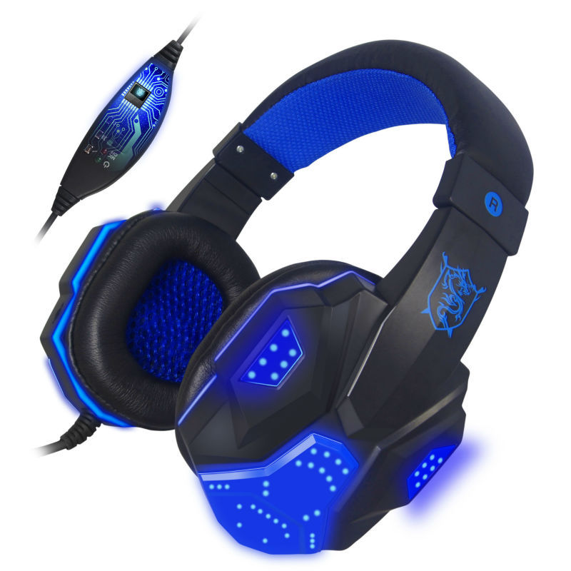 2016 brand plextone pc780 auriculares casque audio pc gaming headset headphone with mic stereo. Black Bedroom Furniture Sets. Home Design Ideas