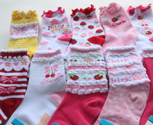 Warm soft cotton baby boys girls socks baby clothing accessories booties floor infant socks homewear 2pair=4pices ks12(China (Mainland))