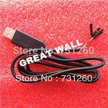 USB Support COM Module Cable RS232 TTL UART PL2303HX Auto Converter Best Selling - GREAT WALL Electronics Co., Ltd. store