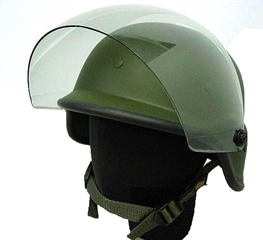 SWAT Airsoft M88 Style PASGT Helmet With Visor War Game helmet Tactical Accessories(China (Mainland))