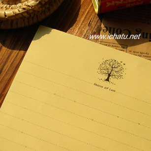 Free shipping  inpaper  Season of Love 40sheets/set letter pads stationery<br><br>Aliexpress