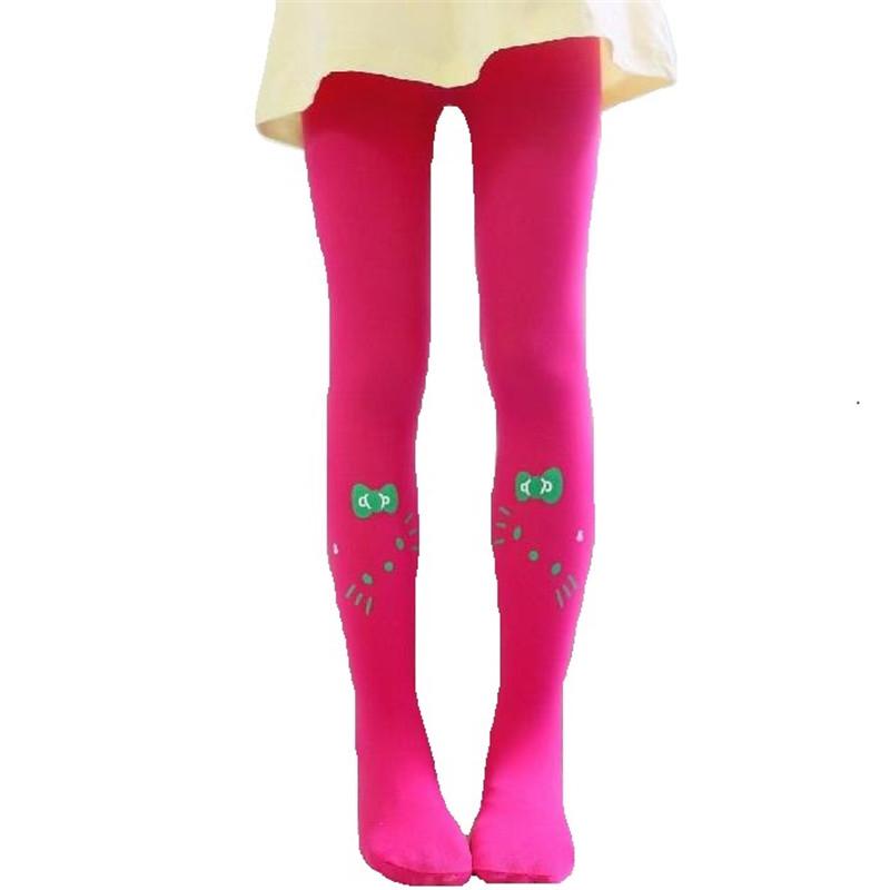 Baby girl stockings Cute thin pantyhose kids tights for girls baby pantyhose children stockings girls dance tights(China (Mainland))