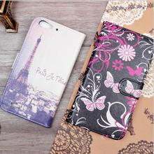 Buy ZTE Blade V6 Case Cover,25 Patterns Painting Colored PU Leather Case Cover ZTE Blade D6 X7 Wallet Phone Bags for $3.91 in AliExpress store
