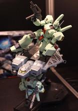 HGUC 1/144 Base Jabber Type 89 jet flight carrying machine pedal/4 inch/ Assembled Gundam Models Quality toy / Free shipping