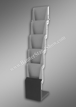 A4 Single side brochure holder,Catalog stand/Display racks for Shop display BST7-7A(China (Mainland))
