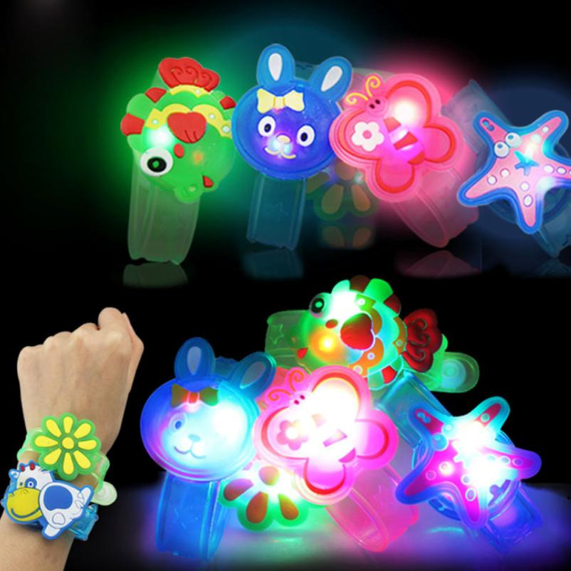 Light Flash Toys Wrist Hand Take Dance Party Dinner Party Toys For Kids Children Gift Drop Shipping High Quality WDec2