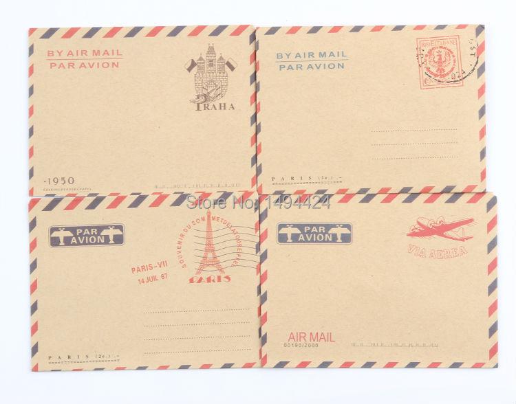 Как сделать конверт на почту